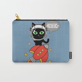 Space Cat - Houston we have a problem Carry-All Pouch
