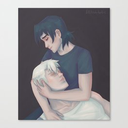 Sheith - You Found Me Canvas Print