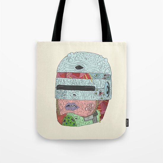 Gorebocop Tote Bag