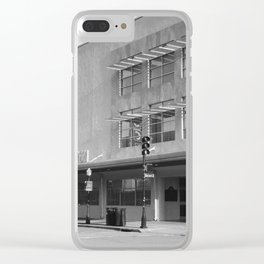 Savannah School of Art and Design Clear iPhone Case