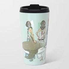 In Oceanic Fashion Travel Mug