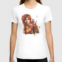 megan lara T-shirts featuring Lara Croft by ururuty