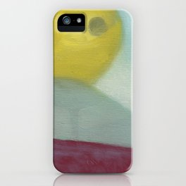 Distance 77 iPhone Case