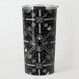 Eye Bandana Travel Mug