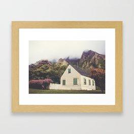 Dreams of Isolation Framed Art Print