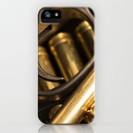 Rifle Trigger and Bullets iPhone Case
