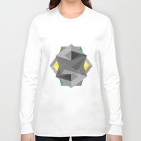 agents of shield Long Sleeve T-shirts featuring Shield by Tracy