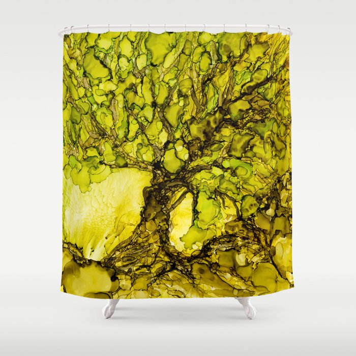 Tree 12 Shower Curtain