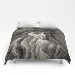 Leonardo da Vinci Comforters