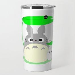 kawaii chinchilla totorooo Travel Mug