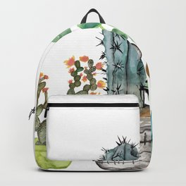Potted Backpack