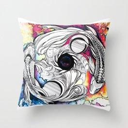 Pisces Dream Pool Throw Pillow