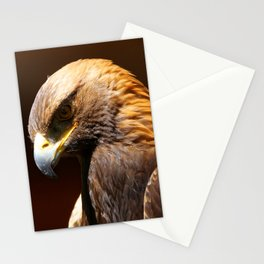 Golden Eagle | Eagles | Eagle Photography | Wildife Photography Stationery Cards