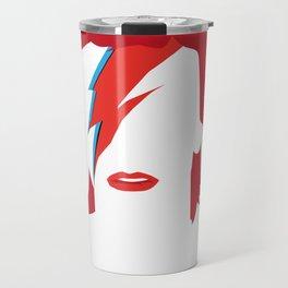 Bowie faceless Travel Mug