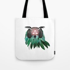 THE KNOWLEDGE SEEKER Tote Bag