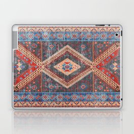 (N16) Boho Moroccan Oriental Artwork for Rustic and Farmhouse Styles. Laptop & iPad Skin
