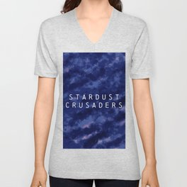 Stardust Crusaders... Unisex V-Neck