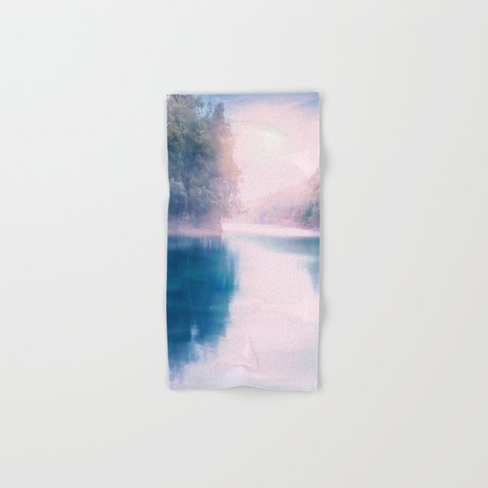 Pastel vibes 39 - Dreams Hand & Bath Towel