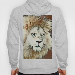 Warm colored Lion King Hoody