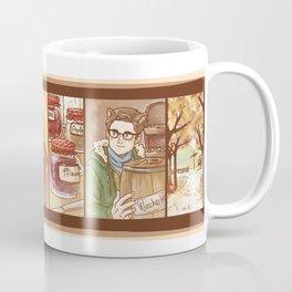 Autumn Preparation Coffee Mug