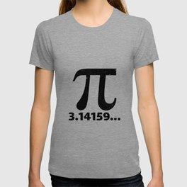 Pi 3.14159 T-shirt