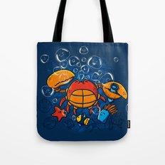 Jellyfishes Birth Tote Bag