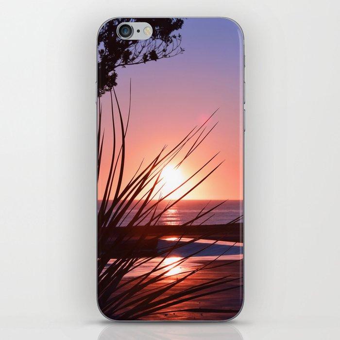 Coque iphone lever de soleil à Napier en Nouvelle-Zélande
