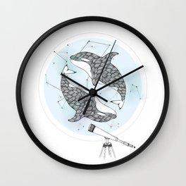 Orcalaxy Wall Clock