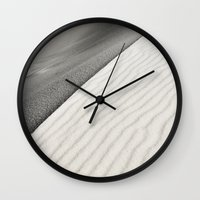 dune Wall Clocks featuring Dune by BobFawcett