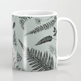 Green Ferns Coffee Mug