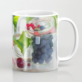 Fresh fruits summer Coffee Mug