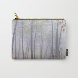 """""""Deep forest"""". Into the foggy woods.... Carry-All Pouch"""