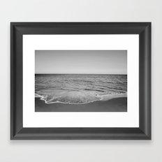 BEACH DAYS XXIV Framed Art Print