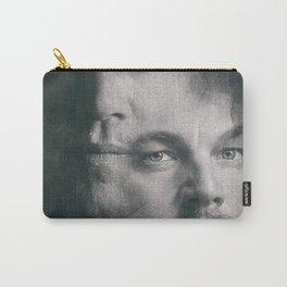 The Departed, Martin Scorsese movie poster, Leonardo DiCaprio, Matt Damon, american mafia film Carry-All Pouch