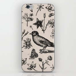 The Natural World iPhone Skin
