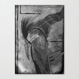 The Crow 00 Canvas Print