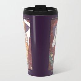 Gold Tiger Travel Mug