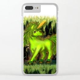 UniCORNio Clear iPhone Case