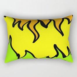 digitalrainbow Rectangular Pillow