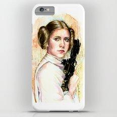 Princess and General iPhone 6s Plus Slim Case