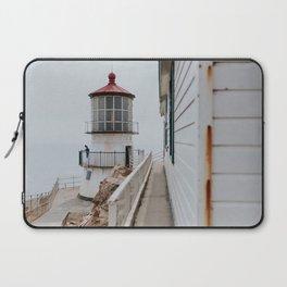 Point Reyes Lighthouse up close Laptop Sleeve