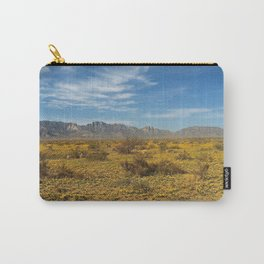 The New Mexico I know Carry-All Pouch