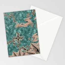 Synchro Fractals Stationery Cards