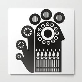hen /Agat/ Metal Print