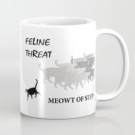 Meowt of Step Coffee Mug
