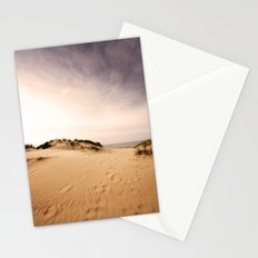 Race you to the sea! Stationery Cards