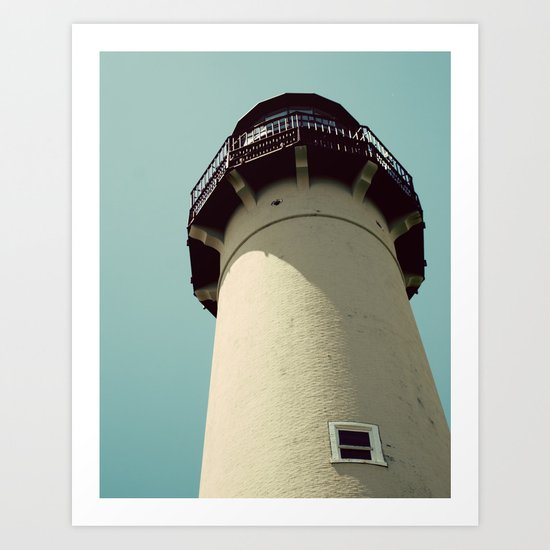 Cape May Point Art Print