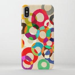 Loop Hoop iPhone Case