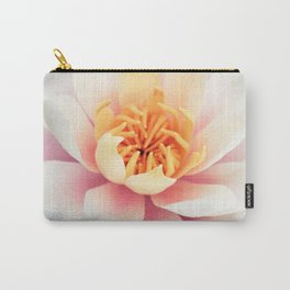 Lotus Flower | Zen | Peace | Spring | Easter | Bohemian | Boho Carry-All Pouch