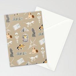Archeo pattern Stationery Cards